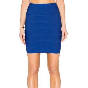 "BCBG MaxAzria ""Simone"" textured power skirt"